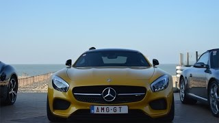 Mercedes Benz SLS VS AMG GTS SOUND Difference