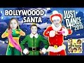 Youtube Thumbnail Lets Play Just Dance 2015! Santa Bollywood CHRISTMAS TREE w/ FGTEEV Mike, Mom & Dad