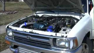 2jz-gte VVTI swap in 93 Toyota Pick Up (Kilwy)