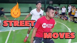 Streetball Moves !