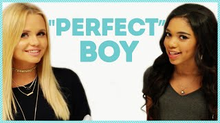 THE PERFECT BOY w/ Alli Simpson and Teala Dunn
