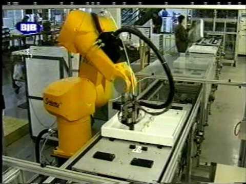 Robot de cozinha industrial