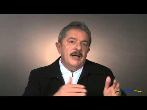 Lula fala sobre superação do câncer para campanha de conscientização