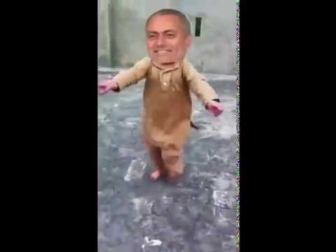 Jose Mourinho Dancing