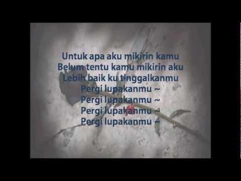Biru Band - Pacar Yang Hilang (Original Lirik Video)