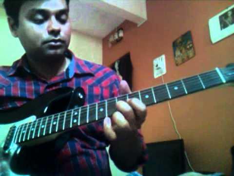 Pal Pal Dil Ke Paas Guitar Lead & Tabs video