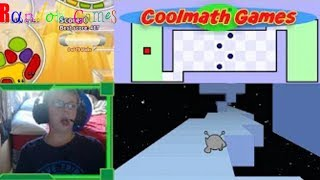Playing Random Games On Coolmath Games