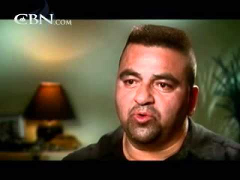 Frank Perez Testimony of Deliverance