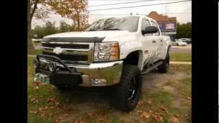 Bedford, PA 2013 Chevy Silverado Rocky Ridge Lifted Truck For Sale