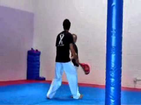 Taekwondo Little Kid Denmark Frederik Emil Olsen video