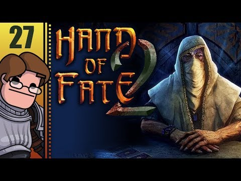 Let's Play Hand of Fate 2 Part 27 - The Underneath
