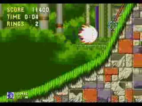 Misc Computer Games - Sonic The Hedgehog 3 - Hydrocity Zone