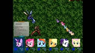 Let's Play MLP RPG IV #05 - Lonely Mountain