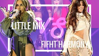 Download Lagu Little Mix vs Fifth Harmony | Dance Competition Gratis STAFABAND