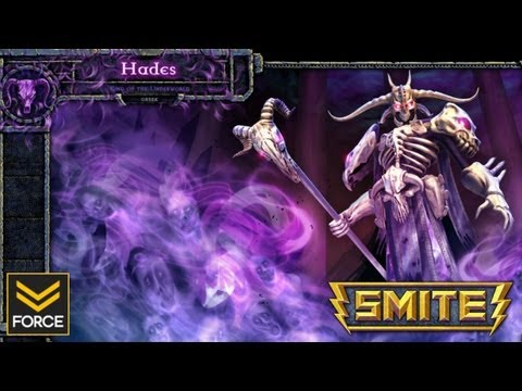 SMITE: HADES (Gameplay)