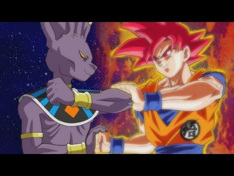 Dragon Ball Z: Battle of Gods English Dubbed Movie Review!