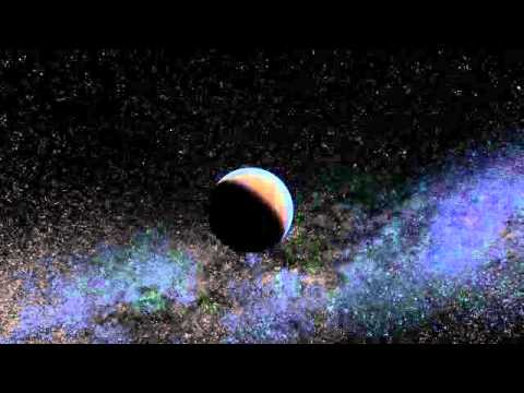 Super-Earth's Mysterious Atmosphere