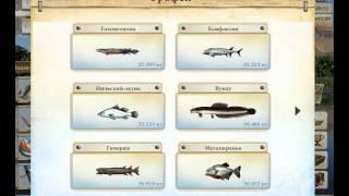 """Посмотреть ролик - На рыбалку игра в ВК баги игры""""на рыбалку&q"""