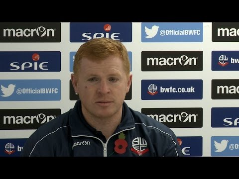 BOLTON v WIGAN | Neil Lennon's press conference