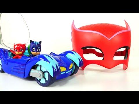 Герои в масках и Волшебная Коробка #КапукиКануки 🎁 Маша Капуки и видео с игрушками для детей.