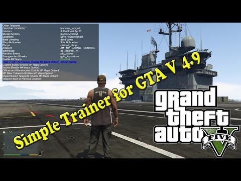 Simple Trainer 4.9