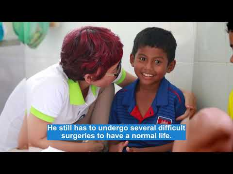 Genital Reconstruction Program for Children - AIP Foundation thumbnail