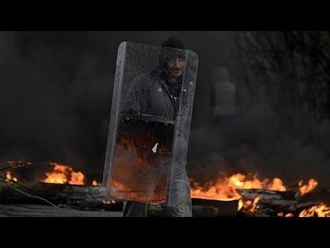Ukraine retakes control of Slavyansk