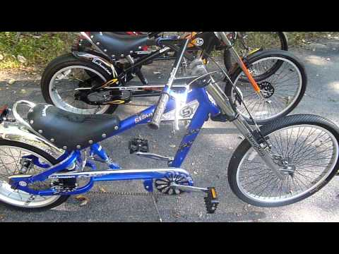 Schwinn Stingray Chopper Bicycle