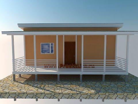 фотоотчёт, как построить дом - Фотоотчёт о строительстве каркасного дома-фото - 0