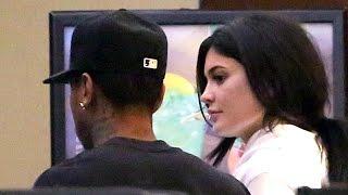Kylie And Tyga Enjoy Some Quality Time