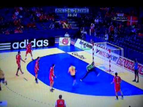 Piłka Ręczna: Mistrzostwa Europy Polska - Szwecja (ostatnie 8 Minut)
