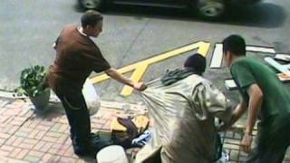 Group of Men Verbally and Physically Attack a Homeless Man | What Would You Do? | WWYD | ABC News
