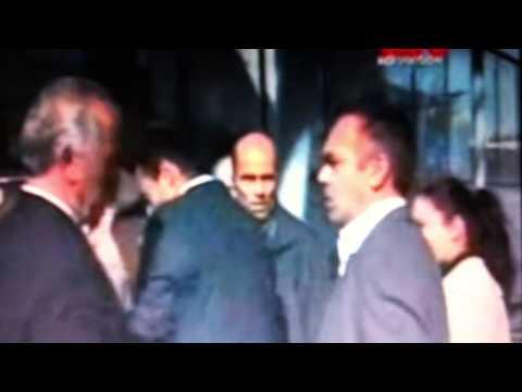 Rexhep Selimi tuj rreh TRUPROJET e Thaqit me duar n'xhepa