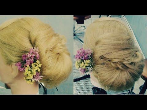 Причёска для татьяны лариной