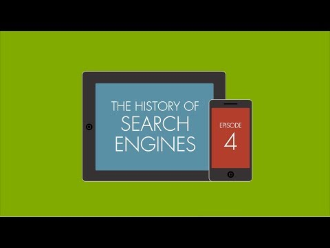 A brief history of search engines
