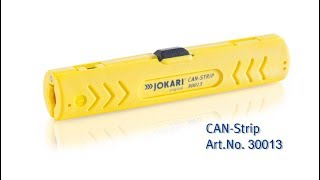Jokari - Entmanteler CAN-Strip / Cable Stripper CAN-Strip