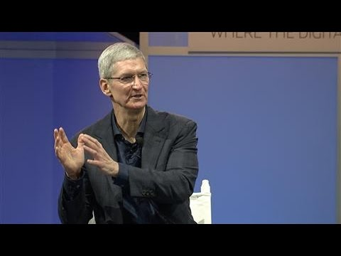 Tim Cook on Apple's Role in Fitness