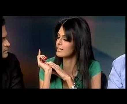 Santa Banta Sherlyn Chopra Funny interview Video