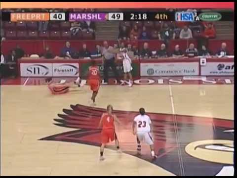 2008 IHSA Girls Basketball Class 3A Championship Game: Chicago (Marshall) vs. Freeport (H.S.)