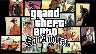 GRAND THEFT AUTO SAN ANDREAS Full Game Walkthrough - No Commentary (GTA San Andreas Full Game) 2018