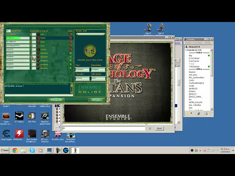 como jugar Age of Mythology por gameranger