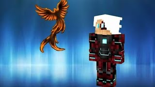 Rideable Phoenix in vanilla minecraft | ONLY ONE COMMAND BLOCK (1.8)