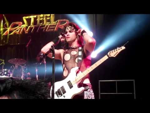 steel panther lexxi. Steel Panther - I Wanna Rock