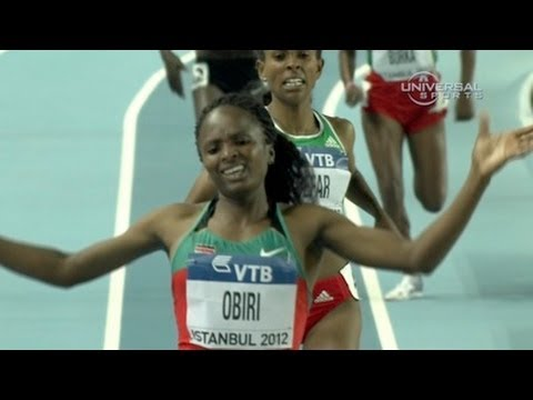 W 3000 F01 (Obiri beats Defar at World Champs 2012)