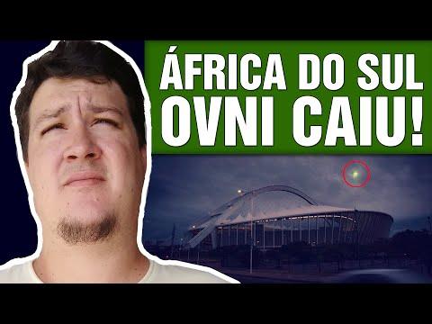 Caiu um OVNI na África do Sul? (#272 - Notícias Assombradas)