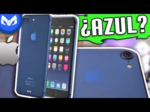 iPhone 7 AZUL y DUAL SIM? NUEVOS RUMORES