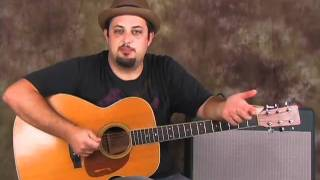 acoustic guitar lesson - any way you want it - journey - easy beginner songs