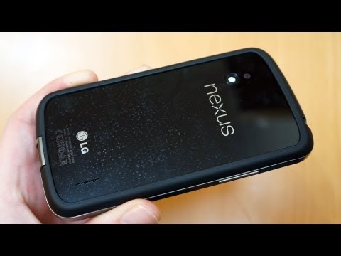 LG Google Nexus 4 GenX Bumper Case Review