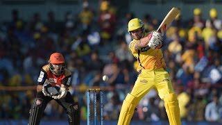 IPL 8 CSK vs SH: McCullum 56 balls 100 powers CSK to 45-run win