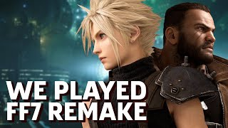 Why Final Fantasy 7 Remake Has Us More Excited Than Ever | E3 2019